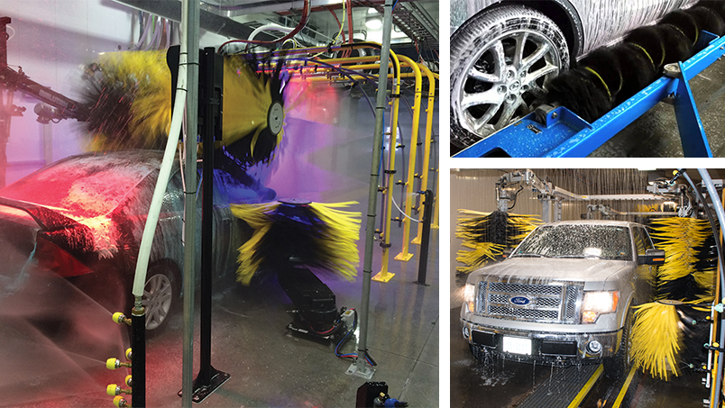 Macneil Car Wash Equipment >> Cwe S Is The Distributor Of Macneil Tunnel Car Wash Systems In Florida