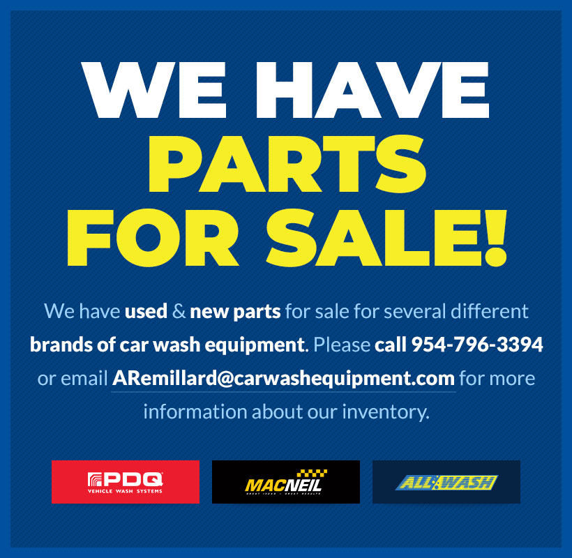 New and Used Parts For Sale